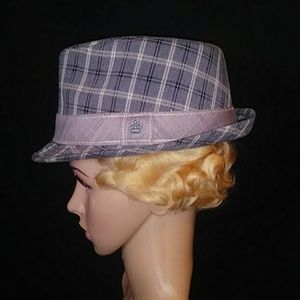 💜Christy's Crown Collection Fedora💜